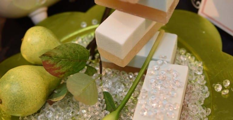 Honey Pear Glycerin Handmade Soap