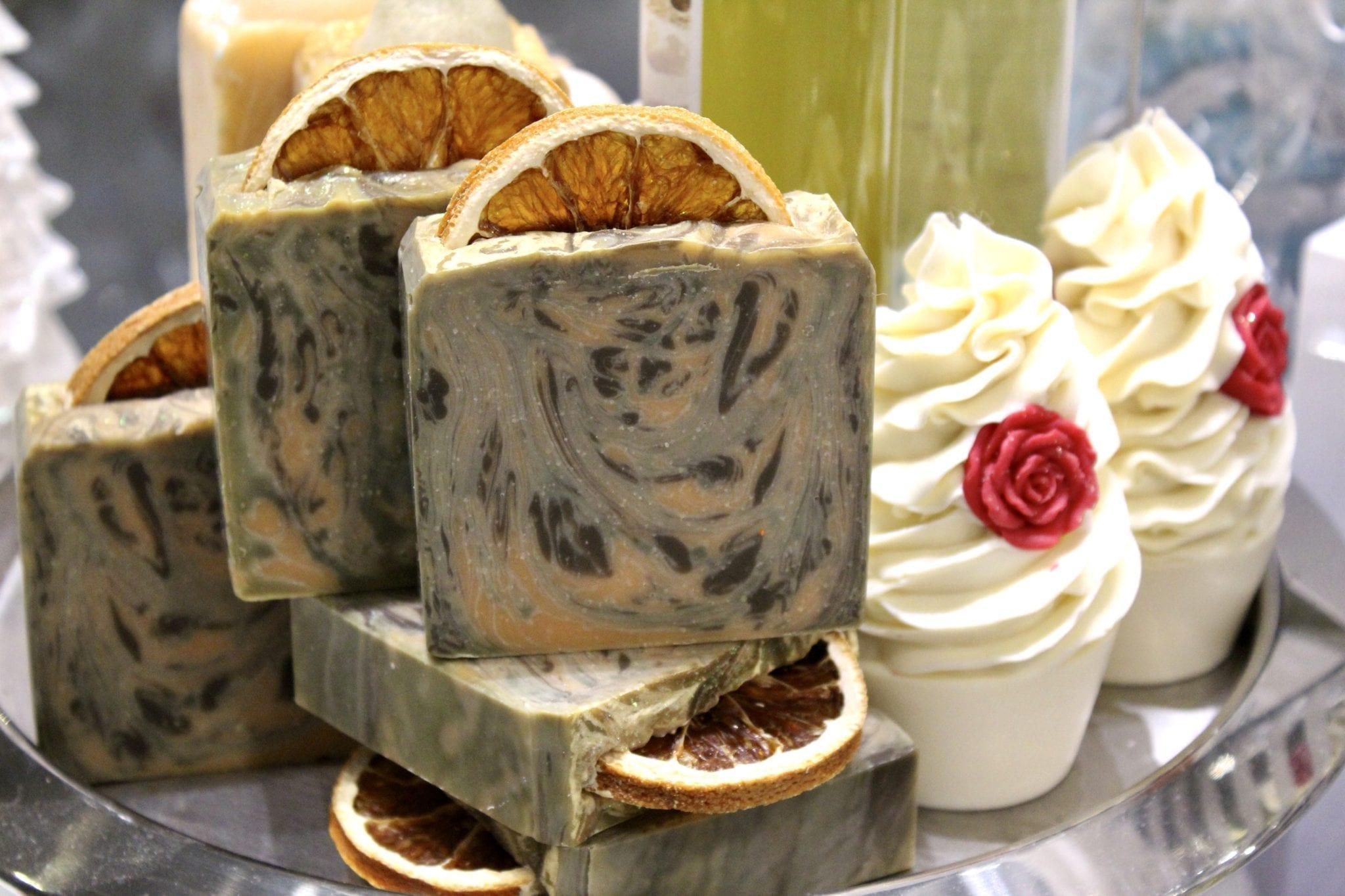 Neroli Designer Soap