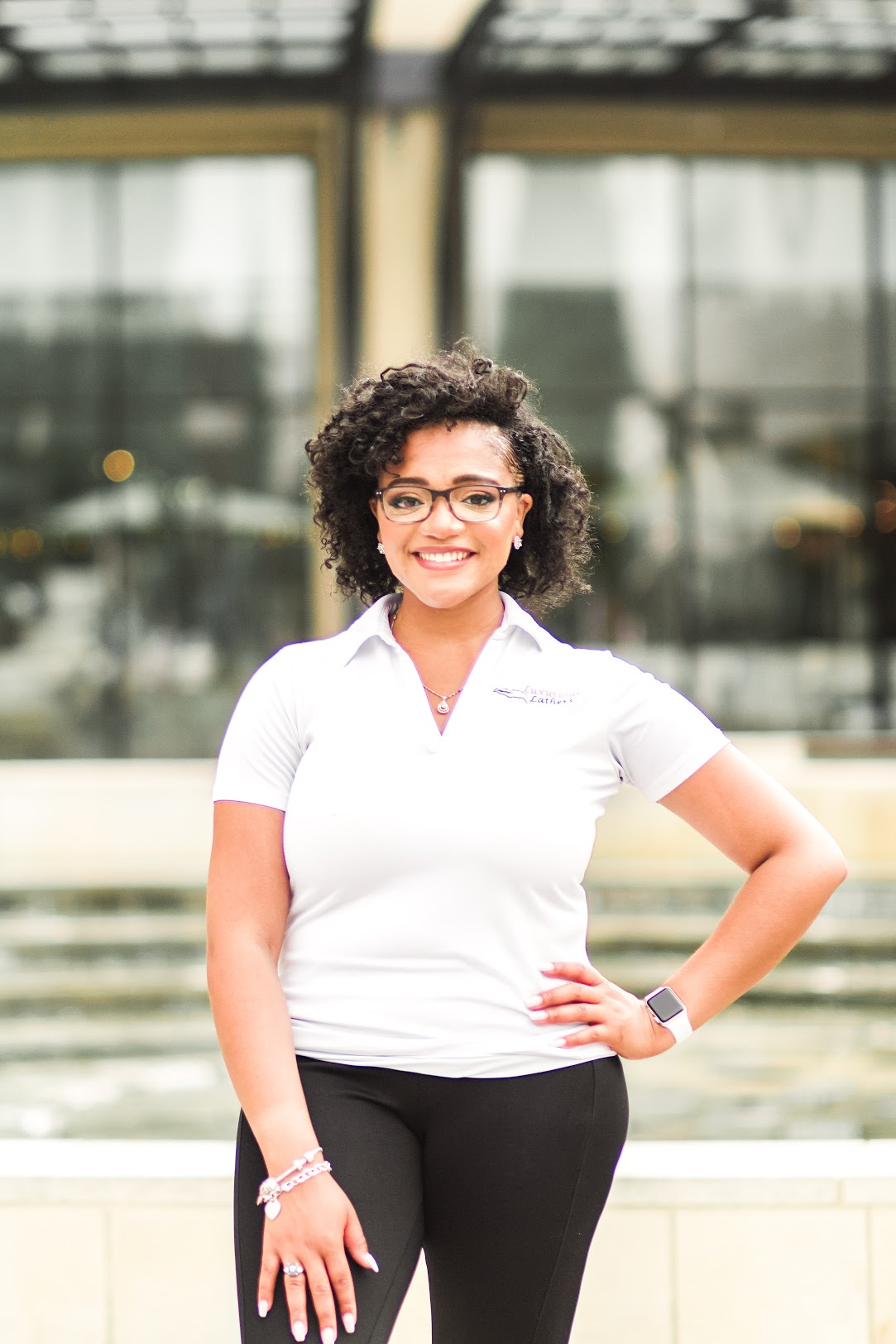 Genesis Smith, CEO of Luxurious Lathers