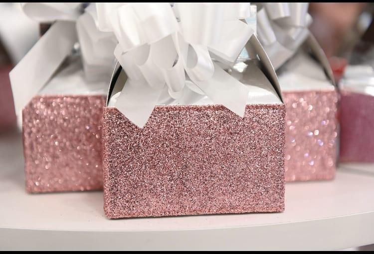 Rose Gold Gift Box