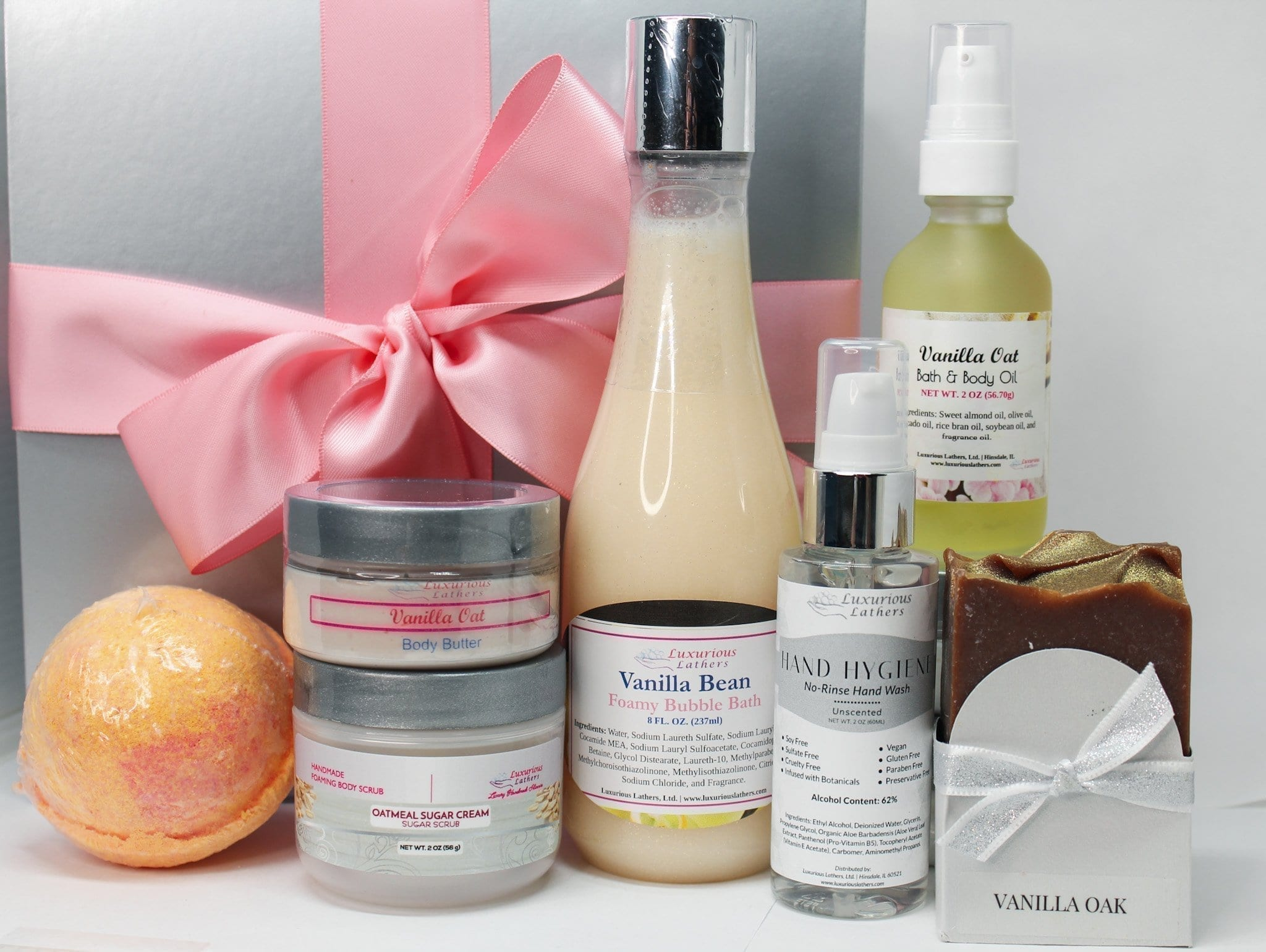 Vanilla Mother's Day Gift Box