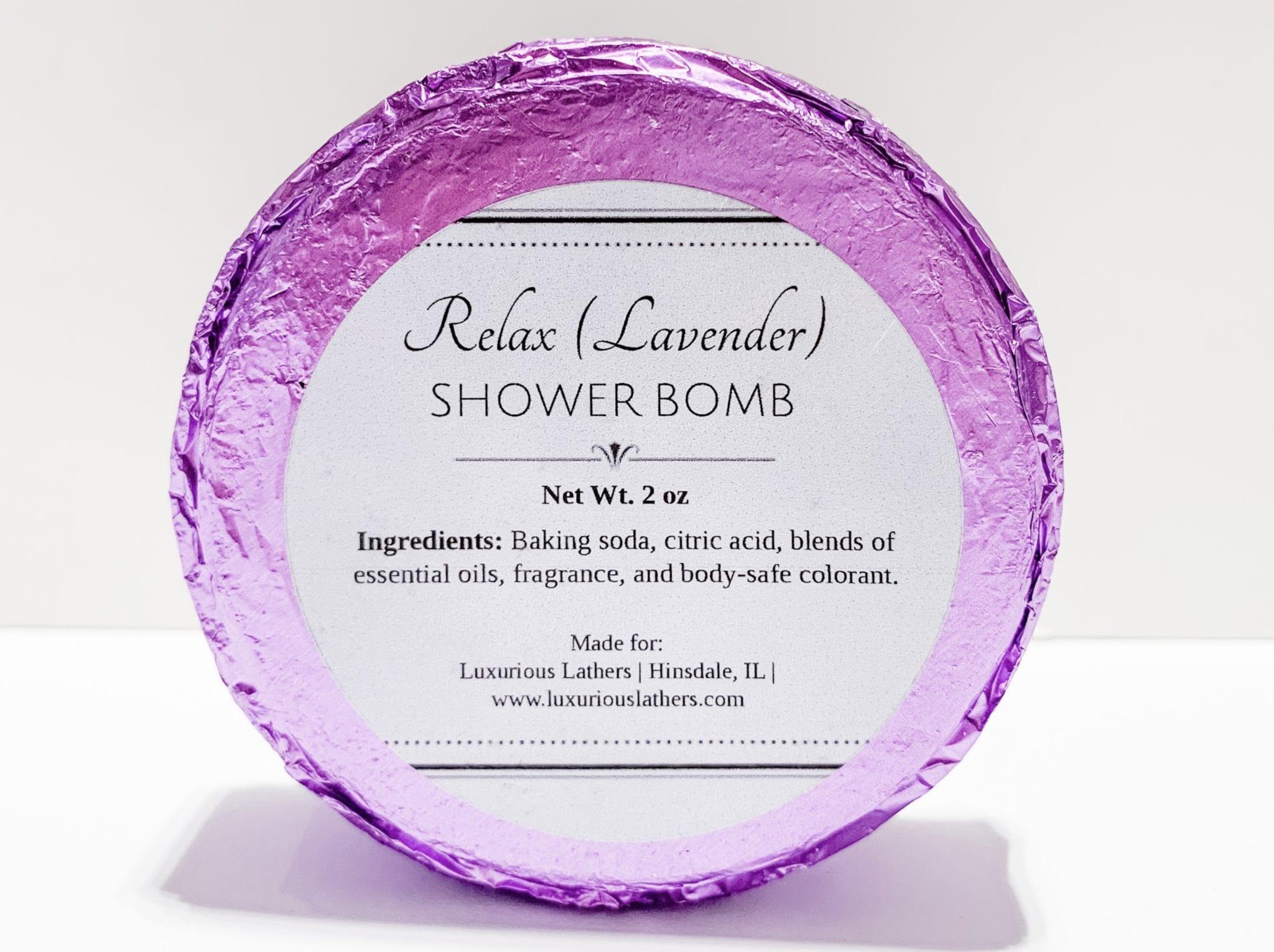 Relax Shower Steamer