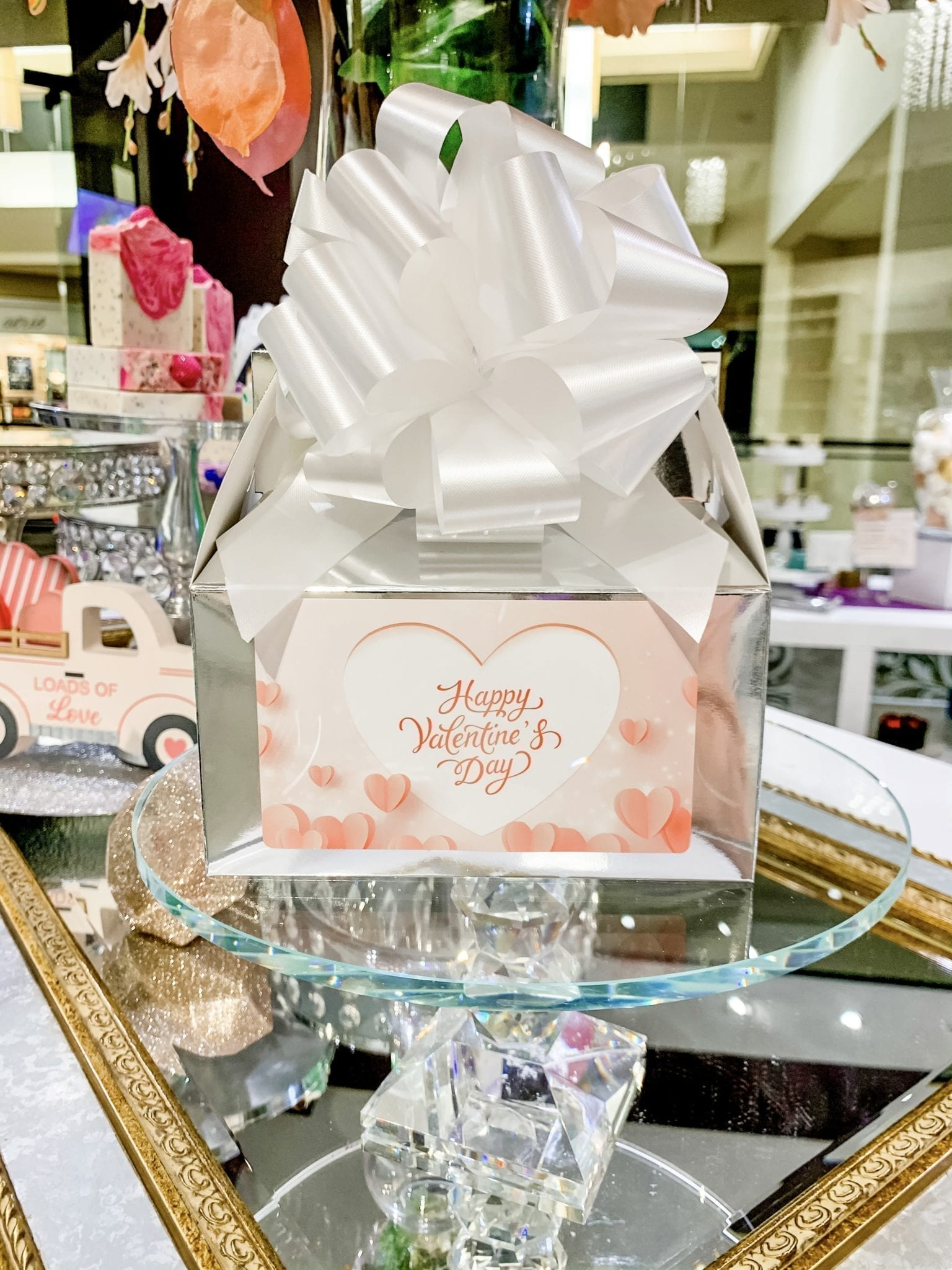 Sweet Hearts Valentine's Day Gift Box