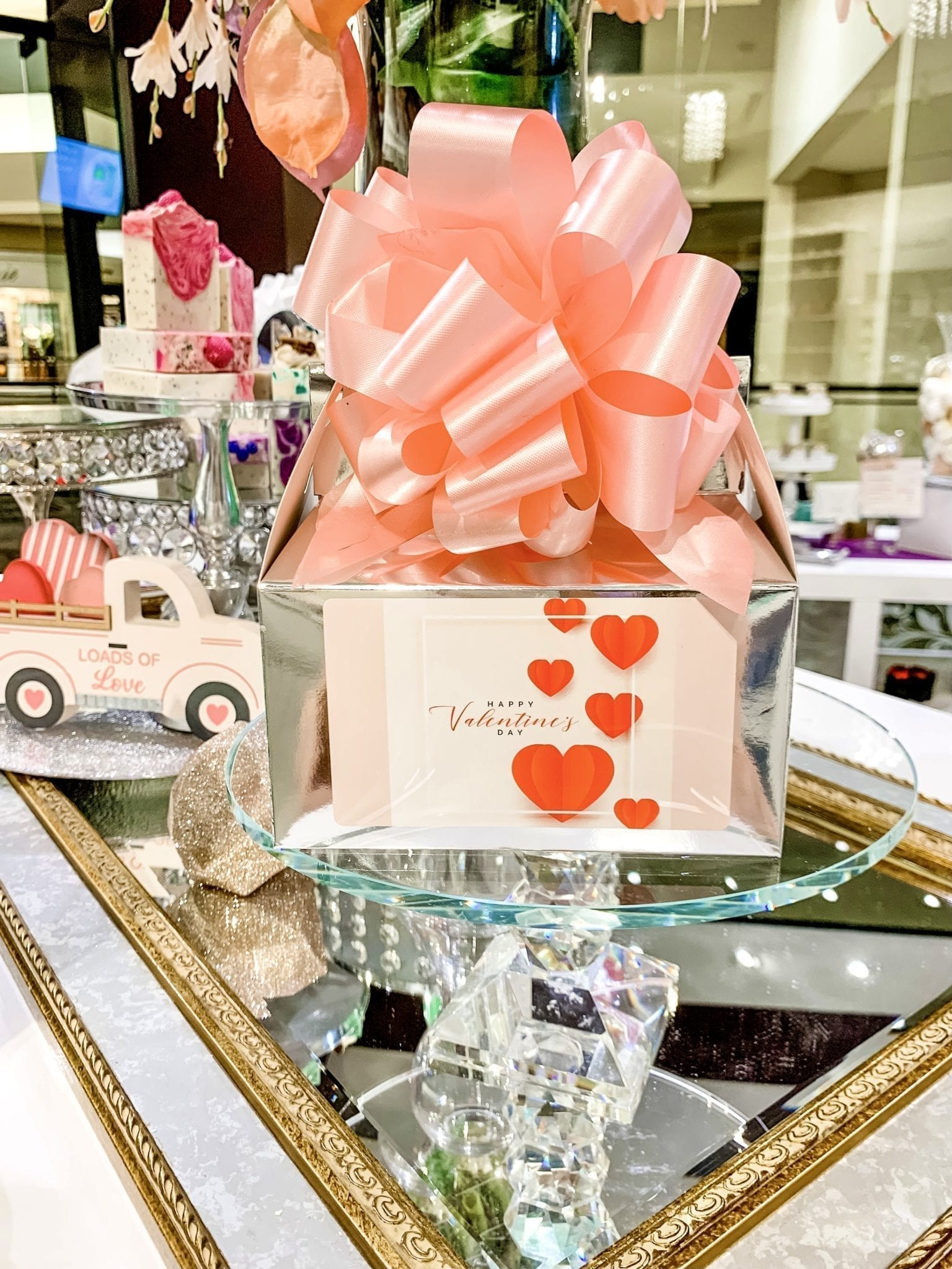 Be Mine Valentine's Day Gift Box